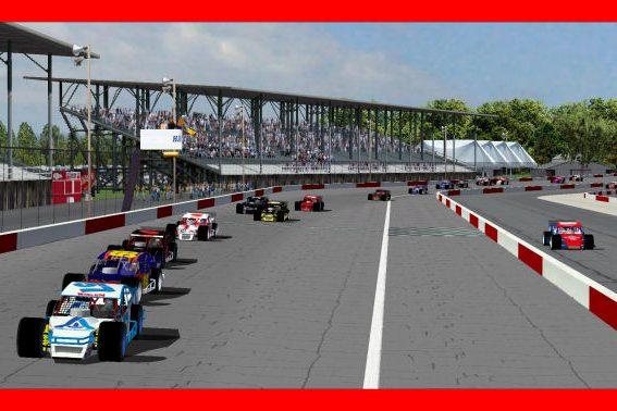 Hobo Racing – Nascar 2003 Sim Racing League